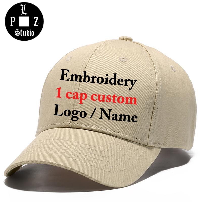PLZ Personalizado Chapéu Amostra Boné de Beisebol Bordado 3D Logotipo Do  Presente Personalizado Snapback Para Homens Mulheres DIY Design Nome  Iniciais ... 1ae0fdb4eb6