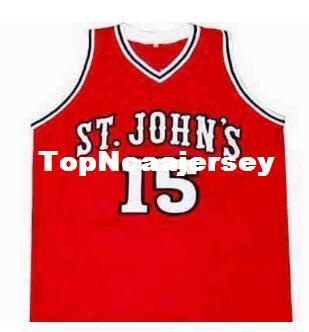 Ron Artest   15 Jersey Red a560f33f5