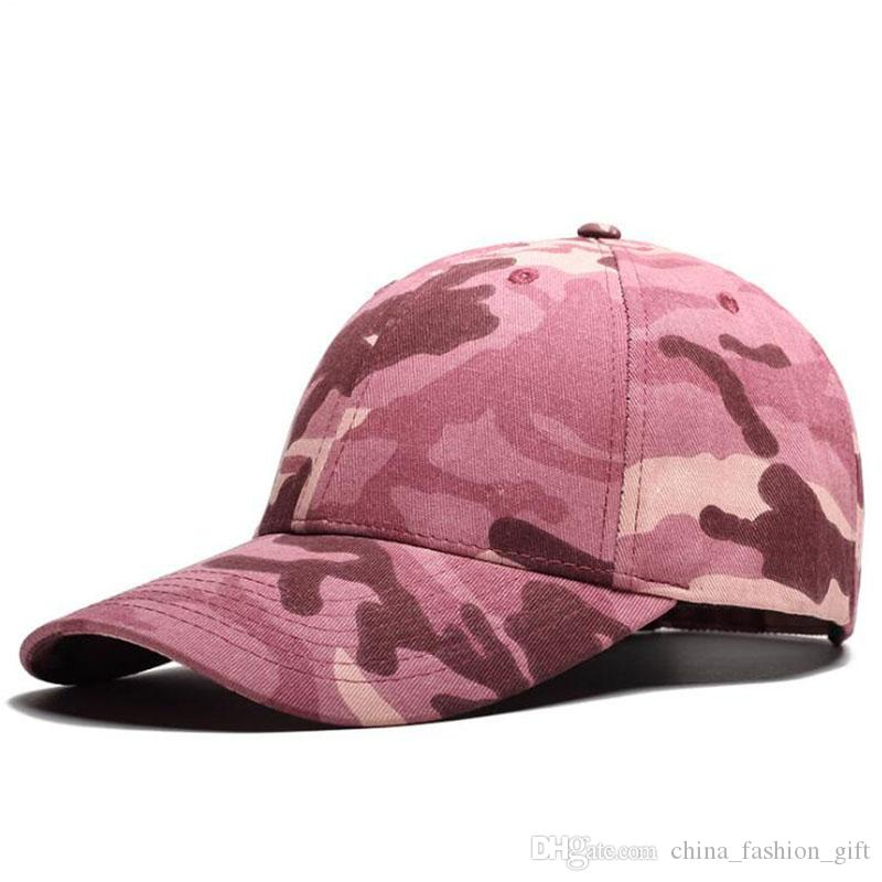 Camouflage Baseball Snapback Fashion Brief Baseball Caps For Couple Men S  Baseball Cap Outdoor Sports Caps Adjustable Breathable Caps 47 Brand Hats  Vintage ... 49d7c08860a5