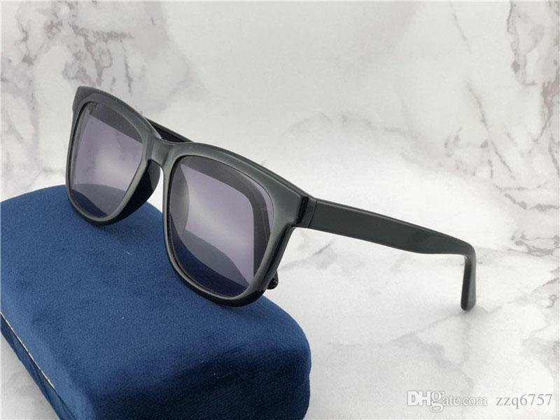 1888141a70a1 Fashion Designer Sunglasses 1162 Classic Square Black Frame Simple  Wholesale Outdoor Uv400 Protection Eyewear for Men Designer Sunglasses  Sunglasses for Men ...