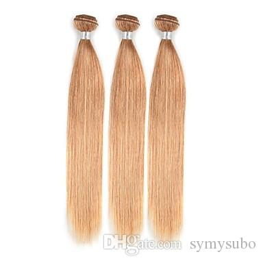 Gama de colores de pelo rubios