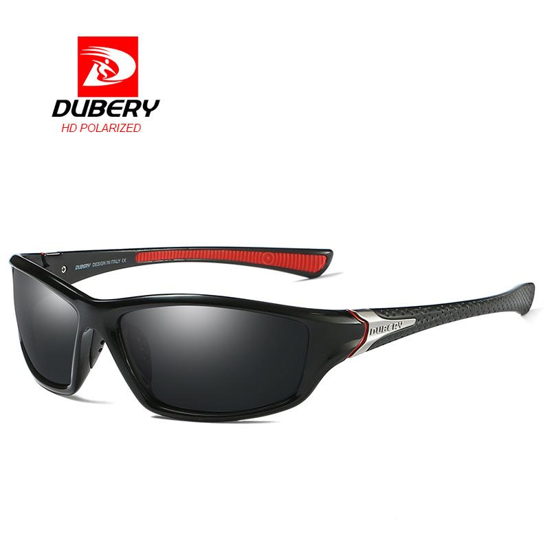 45c76166a3 DUBERY Sunglasses Men s Driving Polarized Night Vision Sun Glasses For Men  Square Sport Brand Luxury Mirror Shades Oculos D 120 Reading Glasses  Prescription ...