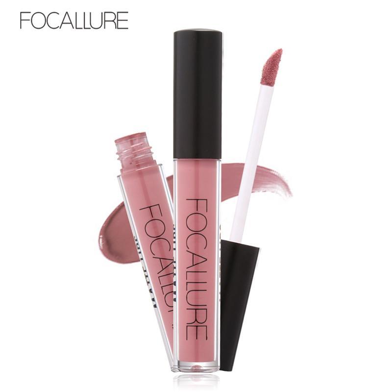 299684d975 Focallure Tint Matte Liquid Lip Gloss Moisturizer Smooth Lipstick Pigment  Lip Kit Matte Lipstick Nude Sexy Colors Makeup Lip Gloss Set Lip Gloss Sets  From ...