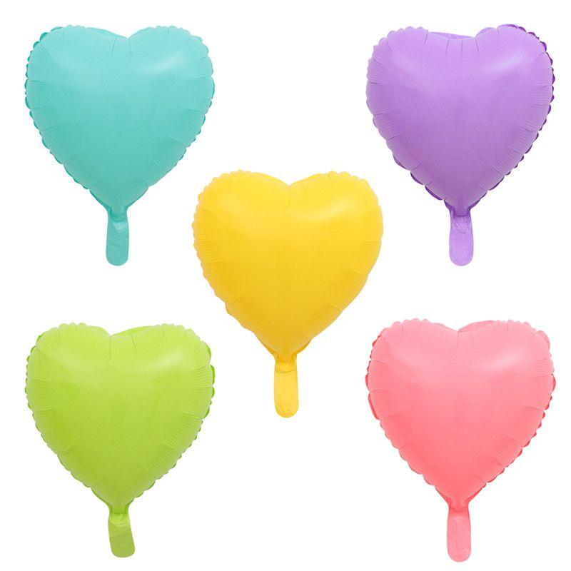 Folienballon Herz XXL Smiley im Anzug 71x50cm Luftballons Luftballon Hochzeit