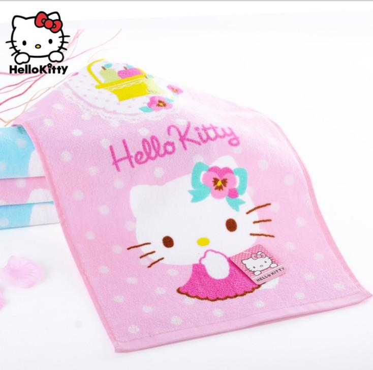 04f3ea52a Hello Kitty Women Multifunctional Use Face Washing Towels Cartoon Children  Bath Shower Towel Size 47X26CM Oversized Bath Towels Teal Towels From  Pagoda, ...