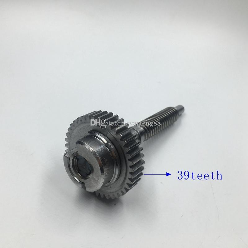 39 40 Teeth Metal Parking Brake Gear Actuator Repair Kit For BMW E65 E66 745i 750i 760i Li 2002-2005 2003-2008 2006-2008