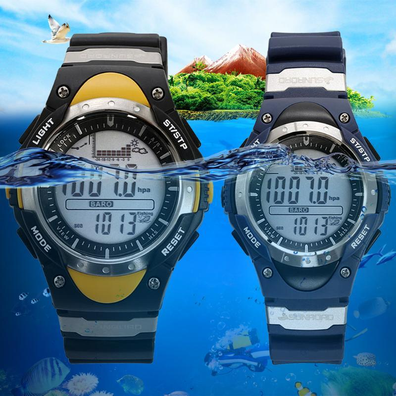 prw trek watch compass watches solar pro altimeter atomic casio altitude new products thermometer