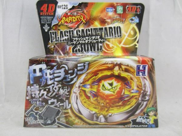 Spinning Top BB126 Beyblade Metal 4D Launcher Constellation Fighting Gyro Battle Fury Toys Christmas Gift For Children F3