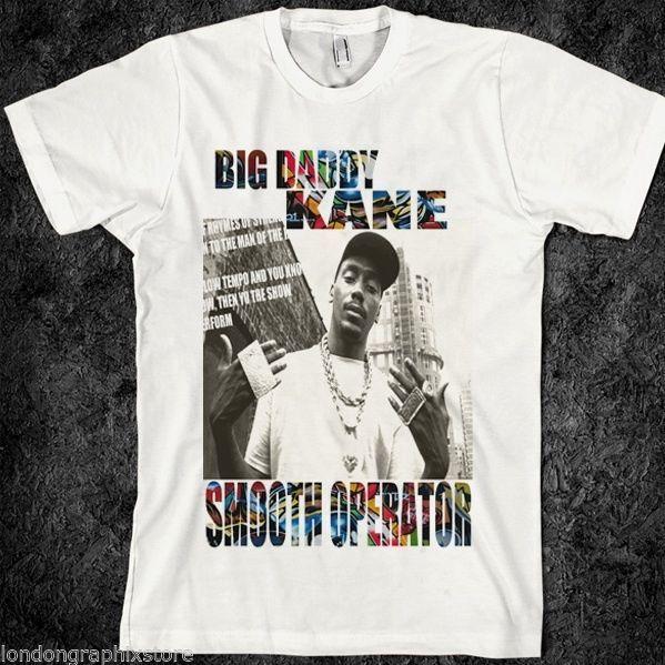 90 s hip hop T-shirt Old school rap music underground classics urban cotton  tee