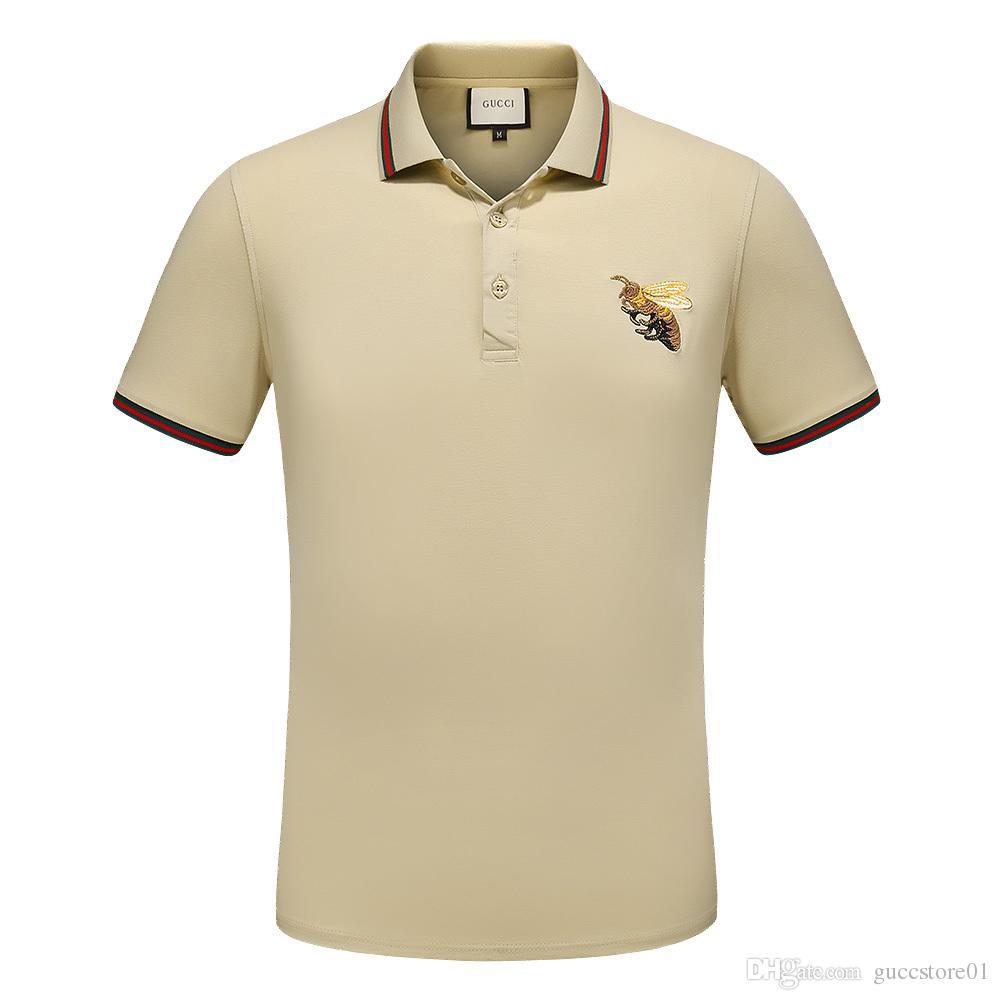 Chemises Pour Hommes T Broderie Italie De 2018 Marque Acheter Luxe XwqYa8w0 404019c0f3b