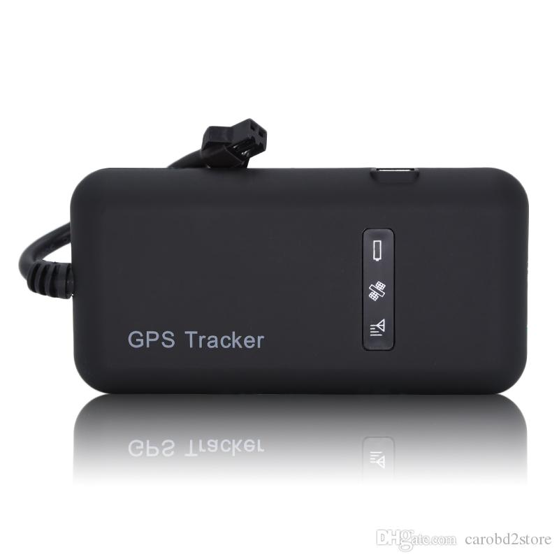 4 band car GPS tracker GT02A TK110 Google link real time tracking