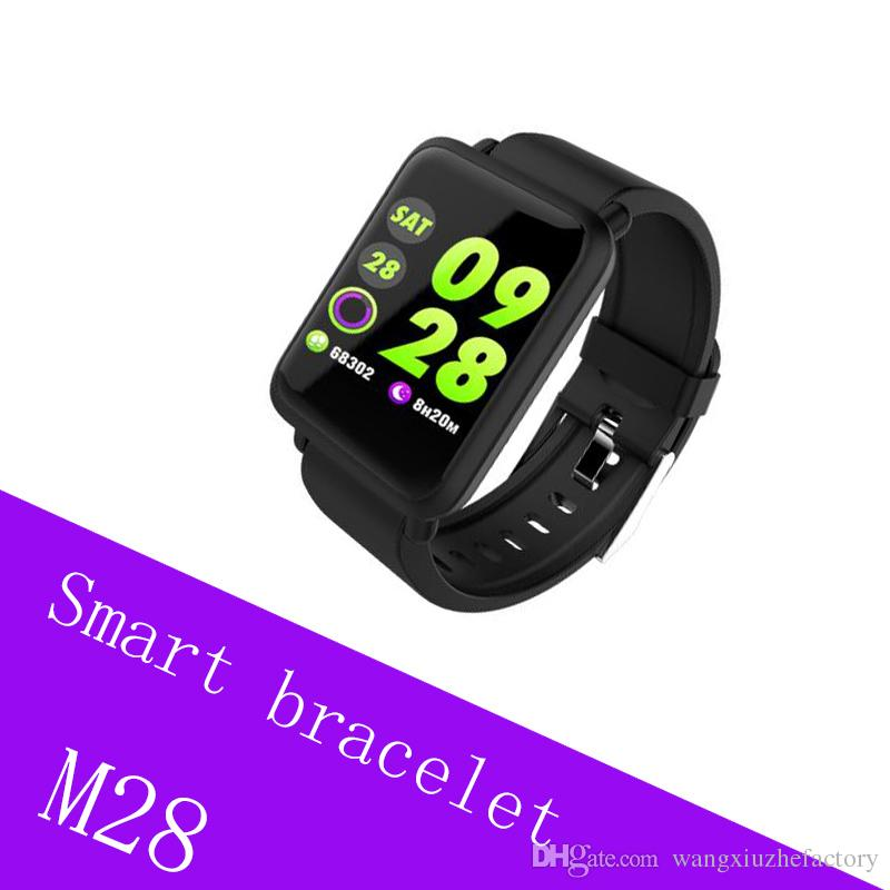 Fashion Electronic Multifunctional Bluetooth Dustproof Reminder Plastic Wristband Wearable Devices
