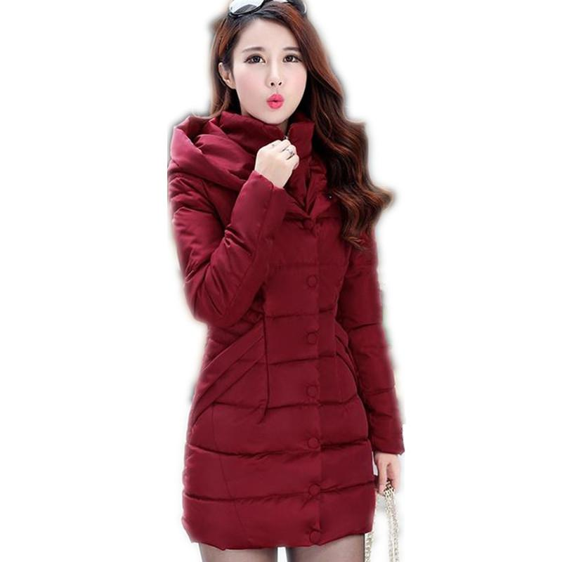 2018 Parka Female Down Cotton 2018 Jacket Women Fashion Winter Swg0TSr6q
