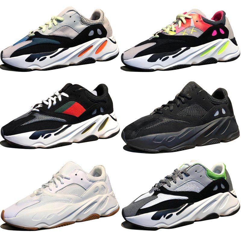 71561d32 Alta Calidad Kanye West Wave Runner 700 Botas Gris Zapatillas Para Hombres  700s Para Mujer Para Hombre Zapatillas Deportivas Zapatillas Al Aire Libre  ...