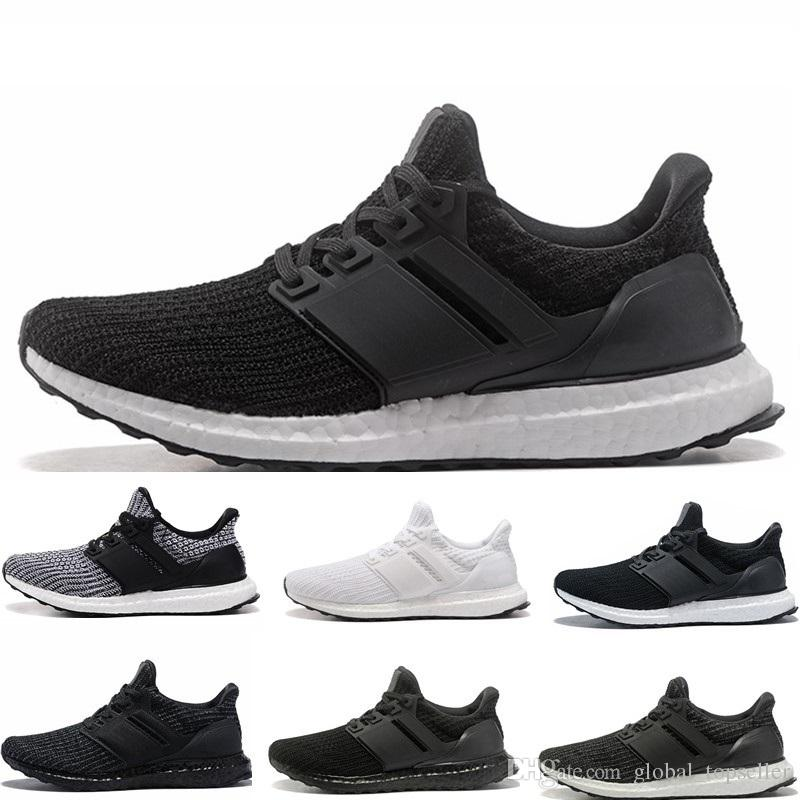 82a5a7c84 2018 New Best Quality Ultra Boost 4.0 Core Primeknit Runner Fashion ...