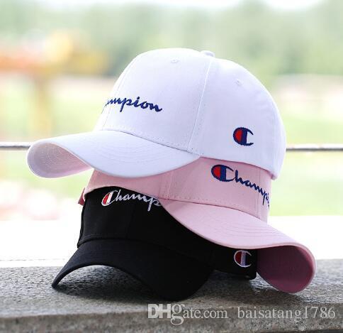 2dea2aa4d1f9a 2019 New Style Bone Curved Visor Casquette Baseball Cap Women Gorras Golf  Sports Dad Hats For Men Hip Hop Snapback Caps Wholesale From Baisatang1786