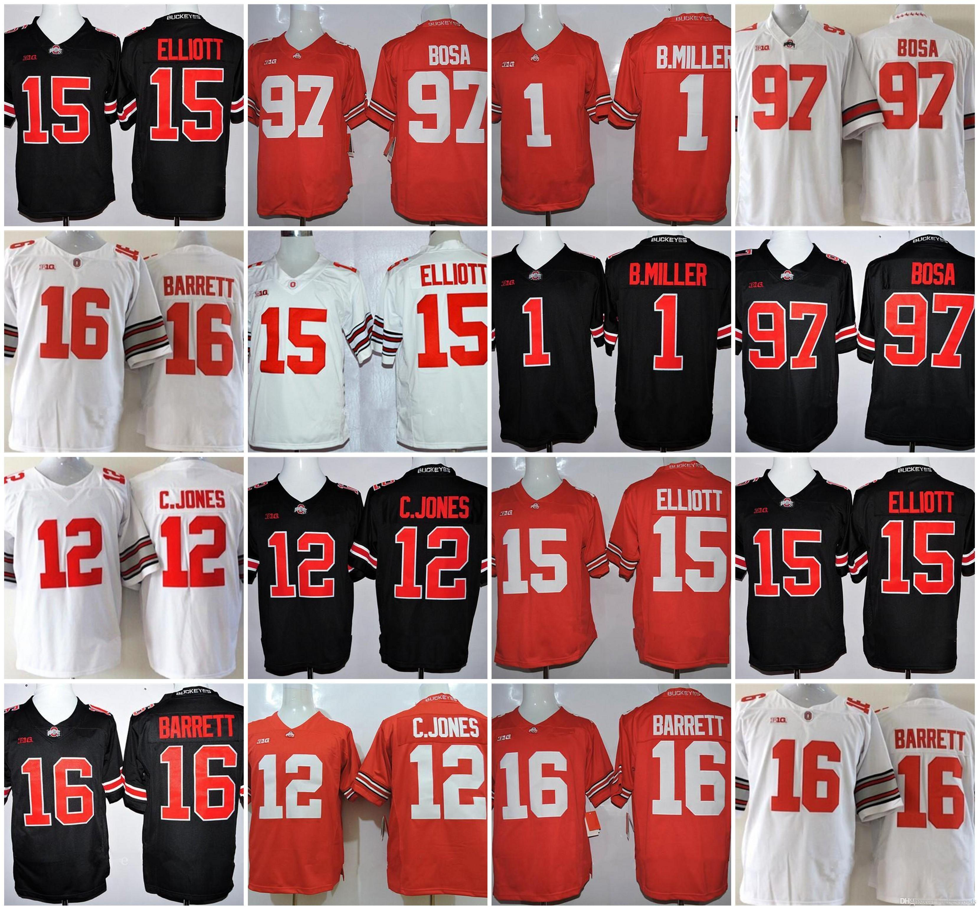 new concept c1244 14b73 italy joey bosa ohio state jersey 47636 d3ed4