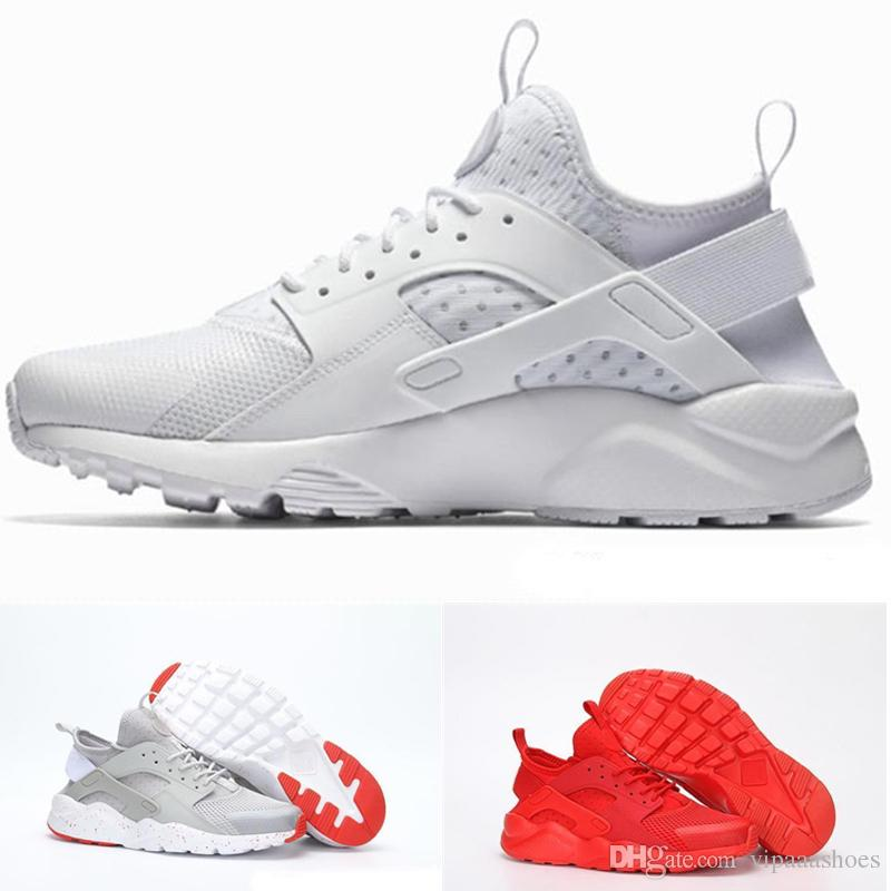 85cbc95f0adf 2019 2018 New Colors Huaraches 4 IV Casual Shoes For Men   Women ...