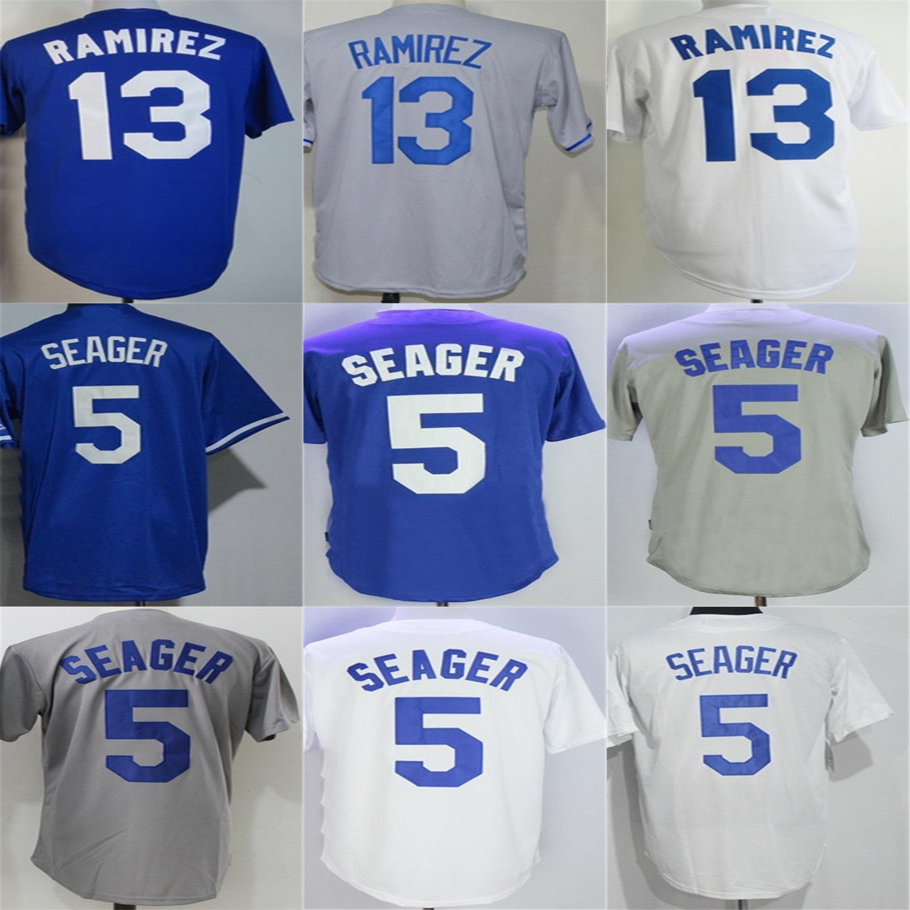 online store 24886 bdf9f greece corey seager grey jersey 61852 3615e