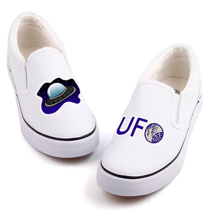 Lona Alien De Hombres Diseño Compre Espacial Zapatos Divertido YSHzq