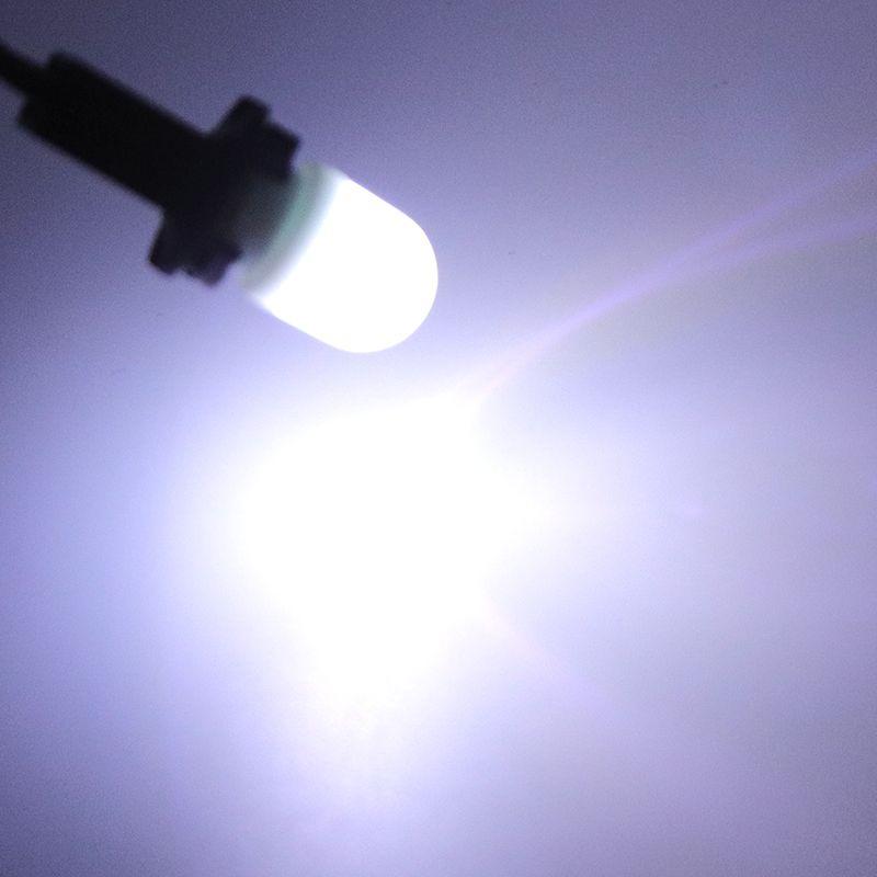 2 قطع عالية الجودة t10 2825 wy5w w5w 2 smd 3030 led إسفين ماركر مصباح سيارة القراءة قبة لمبة وقوف السيارات مصدر الضوء 12 فولت