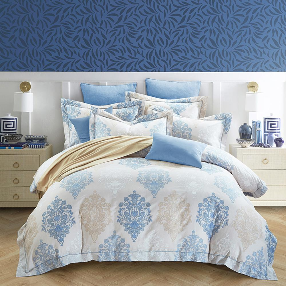 2018 Brief Bohemian Paisley Bedding Sets Winter Thick Duvet Cover