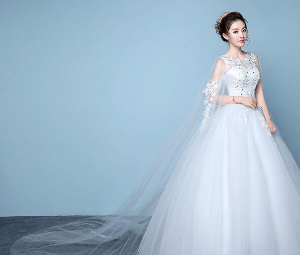2018 New Brides Marriage Korean Version Of The Word Shoulder Wedding ...