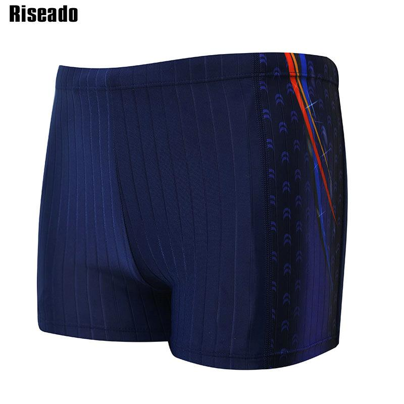 2019 Riseado 2018 Swimwear Men Swimming Trunks Men S Swimming Suits