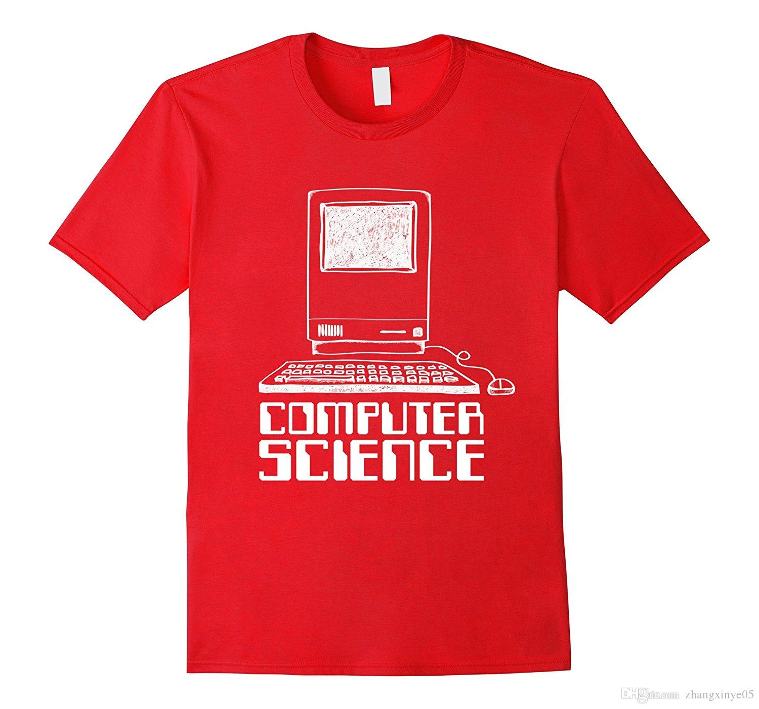 Programmer T Shirts Computer Science T Shirts Mens T Shirt Cool