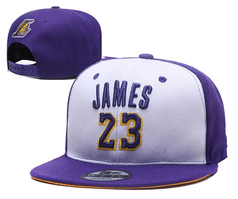 2018 New Basketball Team Snapback Hats LA Lebron James 23 Snap Back Hats  Womens Mens Flat Caps Cheap Sports Cap UK 2019 From Oyzhiming 9c3a58aff33