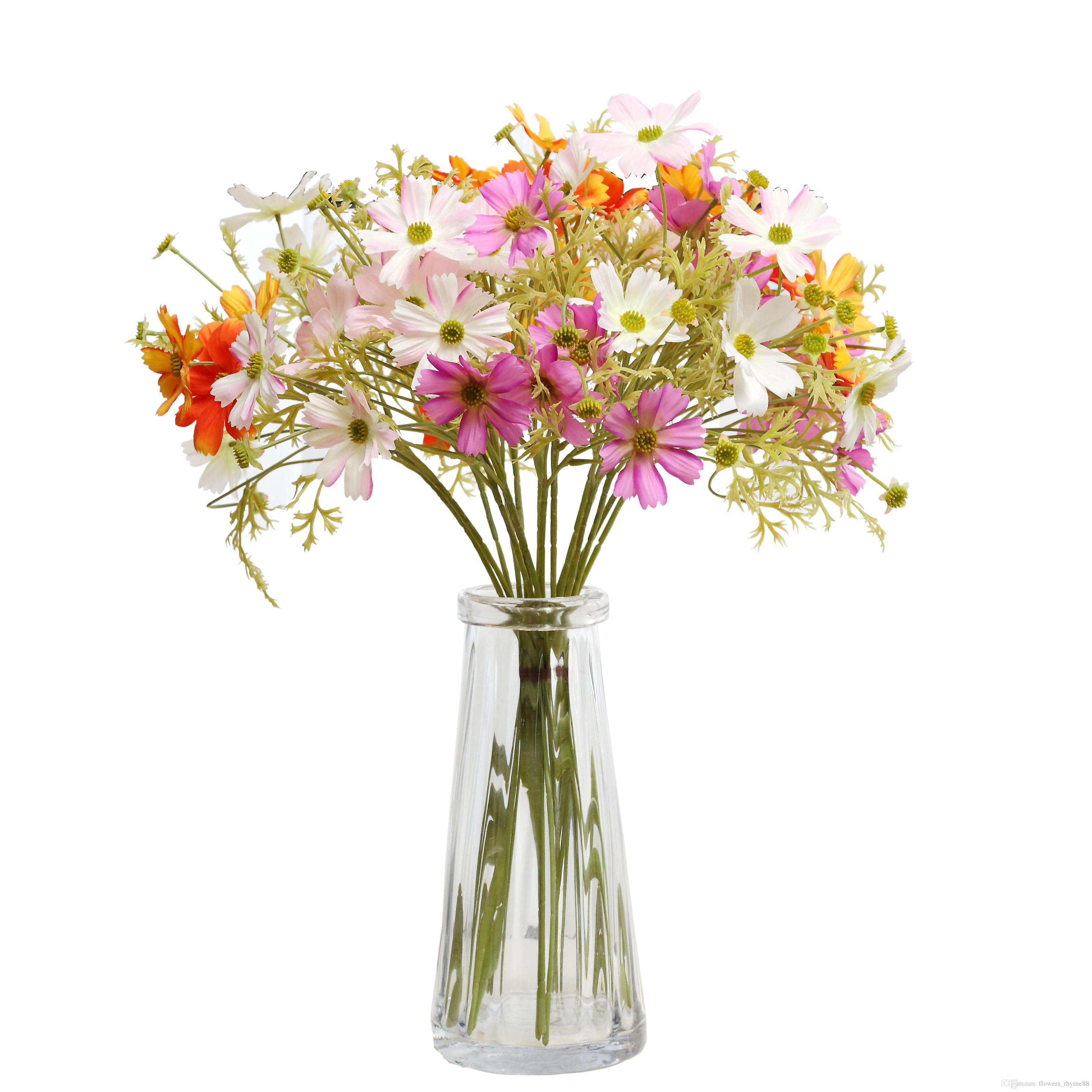 Liviing room decoration coreopsis daisy artificial flowers fake liviing room decoration coreopsis daisy artificial flowers fake flower plant home wedding party decor anemone silk flower table centerpieces artificial mightylinksfo