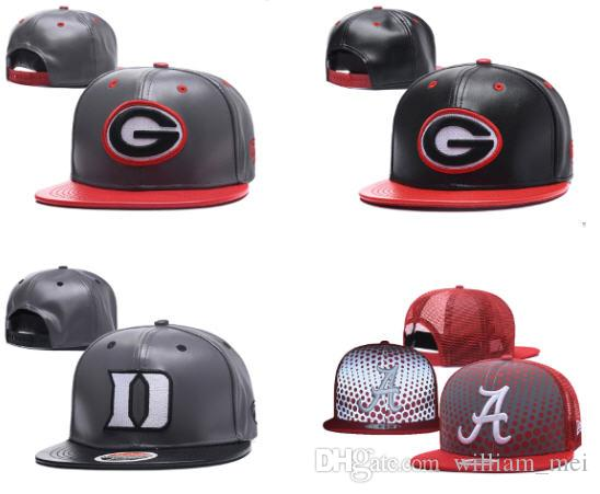 c8b5e32b391 Top Quality Teams College Caps Baseball Snapbacks Football Snapback ...