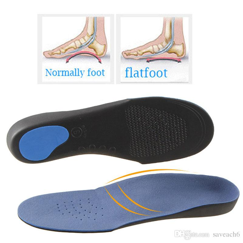 Flat Foot Insole Arch Support Prevention Standing Instability X Type Legs  Orthotics Shoes Cushion Feet Care Insert Pad Man Women Detoxifying Foot  Baths ... 5573125fb