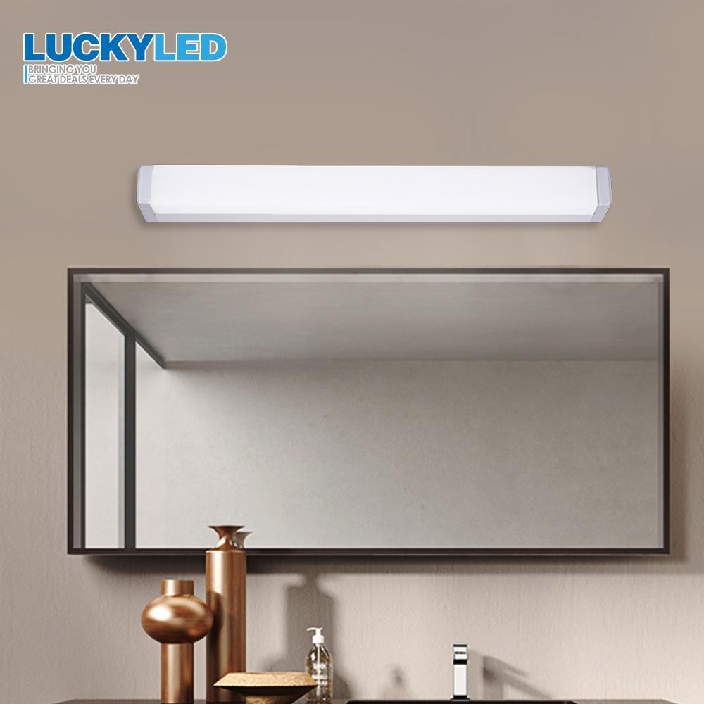 Acheter LUCKYLED Applique Salle De Bains Led Miroir Lumière 7 W 45 ...