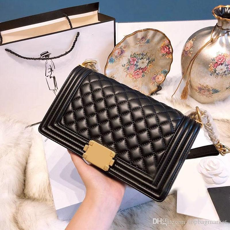 43149c516339 Top Fashion Retro Handbags Luxury Designer Shoulder Bag Ladies Wallet Plaid  Crossbody Bag And Message Bags Size  25cm Luxury Designer Shoulder Bags  Brand ...
