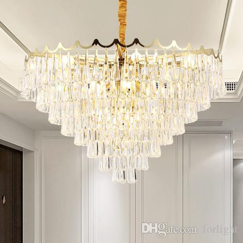 New postmodern personality simplicity led crystal chandelier lights new postmodern personality simplicity led crystal chandelier lights compound staircase long chandelier lighting for living room dining room chandelier bulbs mozeypictures Images