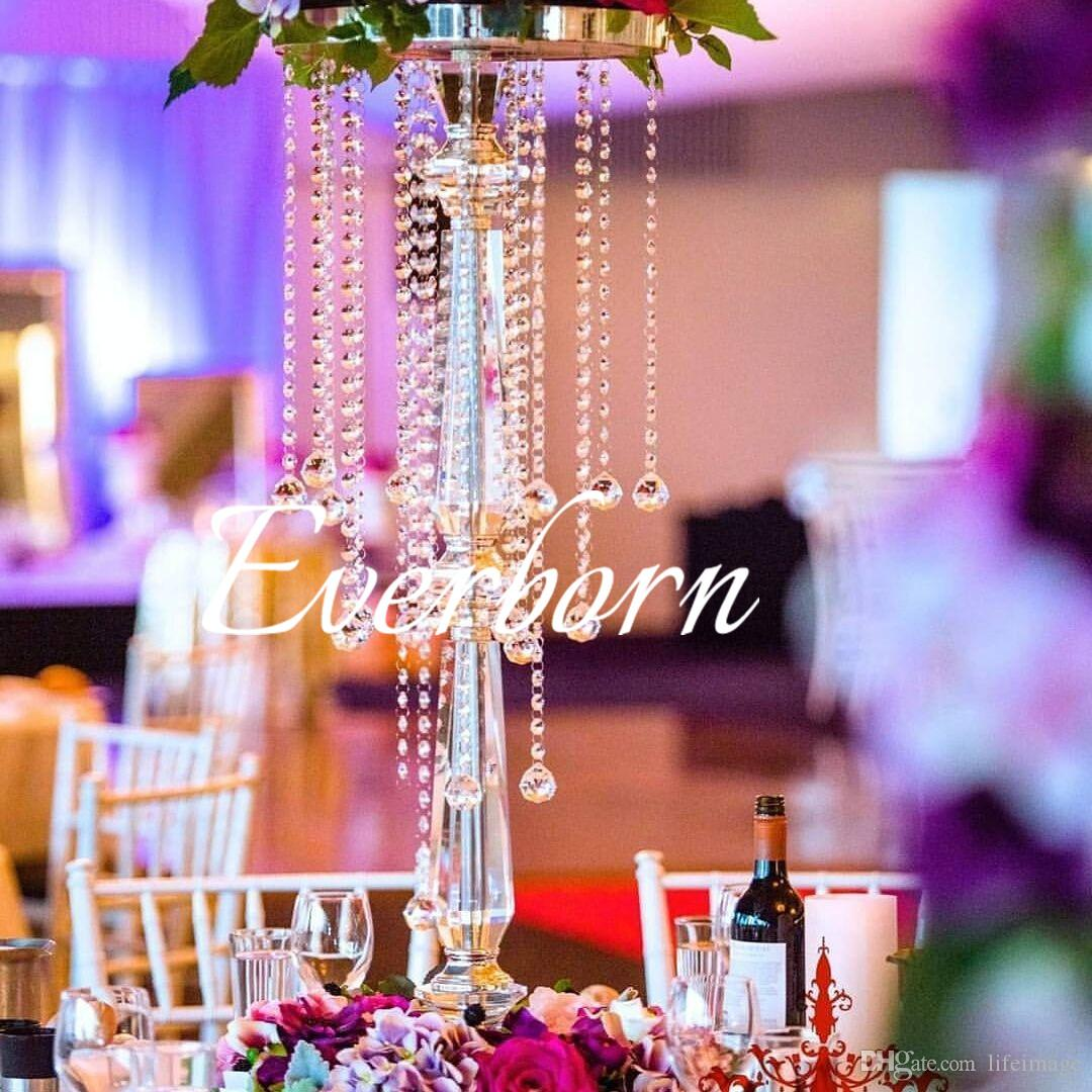 2018 New Model Wholesale Elegant Wedding Party Table New Style Gold ...