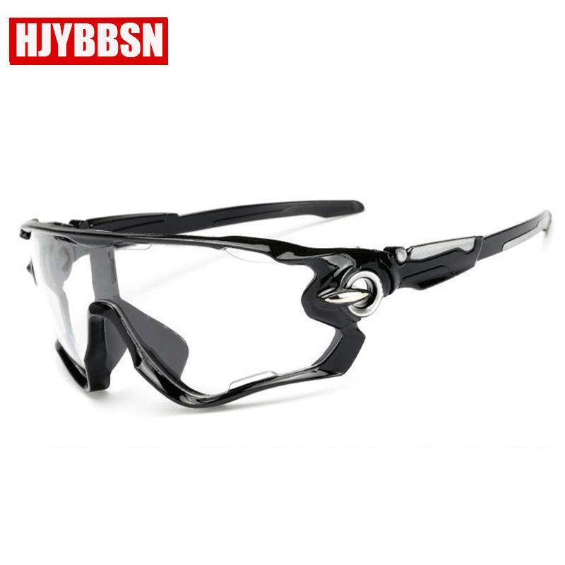 b16ce87e934 HJYBBSN Brand 2018 Cycle Glasses Sports Sunglasses UV 400 Lens For Fishing  Golfing Driving Running Eyewear Gafas De Sol Designer Eyeglasses Womens ...