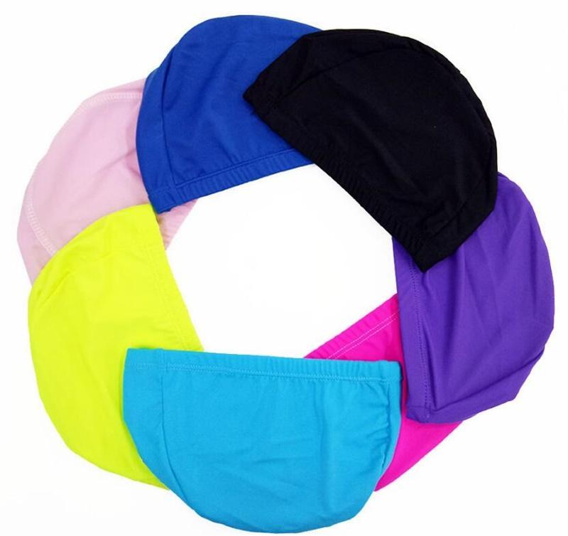 MOQ Barato natación gorras precio de fábrica patrón de color adulto Verano Agua Diversión Piscina Juguete A518966 al por mayor
