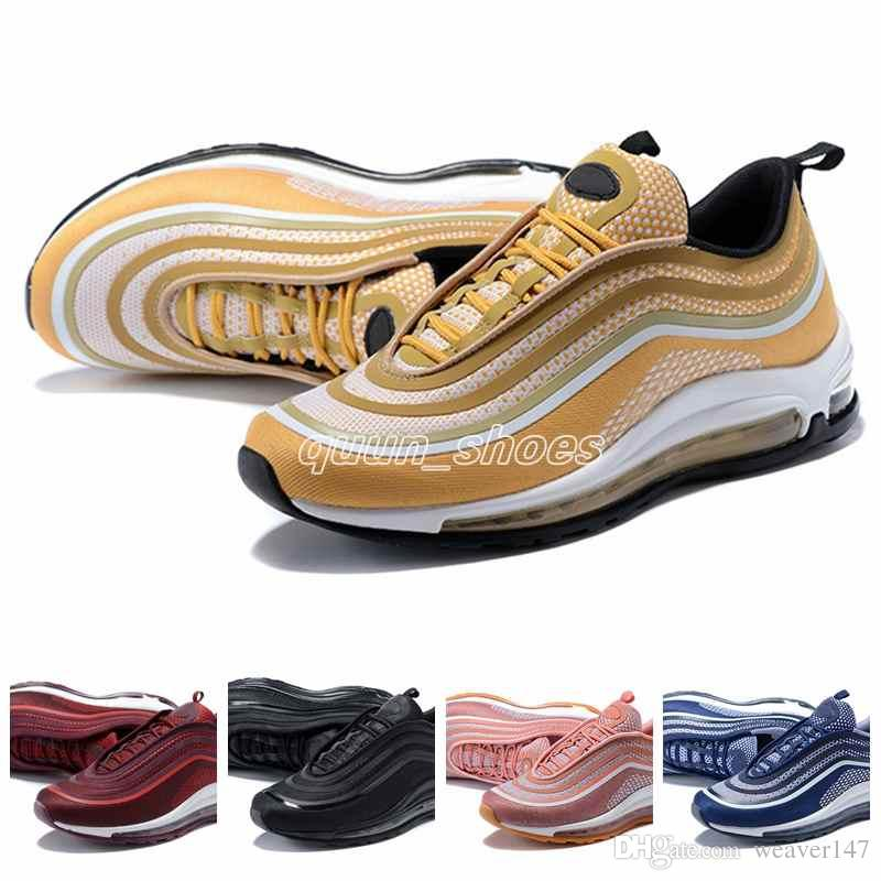 cheap perfect 2018 New Arrival 97 Ultra UL '17 GS Silver Bullet Running Shoes Men Women Sport Shoes Sneakers clearance tumblr clearance purchase sale visit new cheap under $60 vbVvw