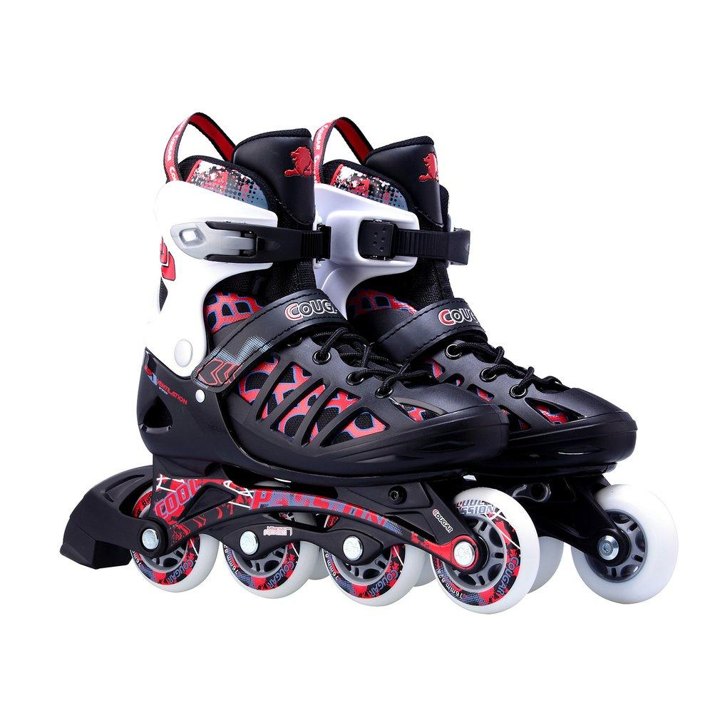 Unisex Adults Skating Shoes Professional Single-row Roller Skates Shoes  Adjustable Inline Skating Roller Skate Shoes Cheap Skate Shoes Unisex  Adults Skating ...