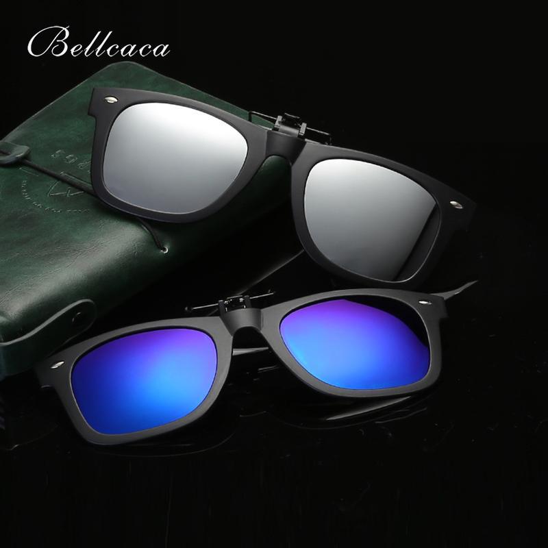 Compre Gafas De Sol Polarizadas Bellcaca Clip En Gafas De Sol ...