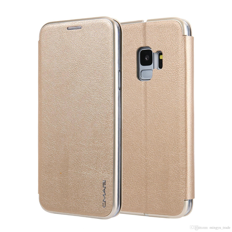 53175747cc5 Fundas Movil Baratas Yinengxin Para Apple IPhone 8 Funda De Cuero De Lujo  Flip Funda Billetera Cubierta IPhone8 8 Plus Slot Card + Holder Bag Case  Para ...