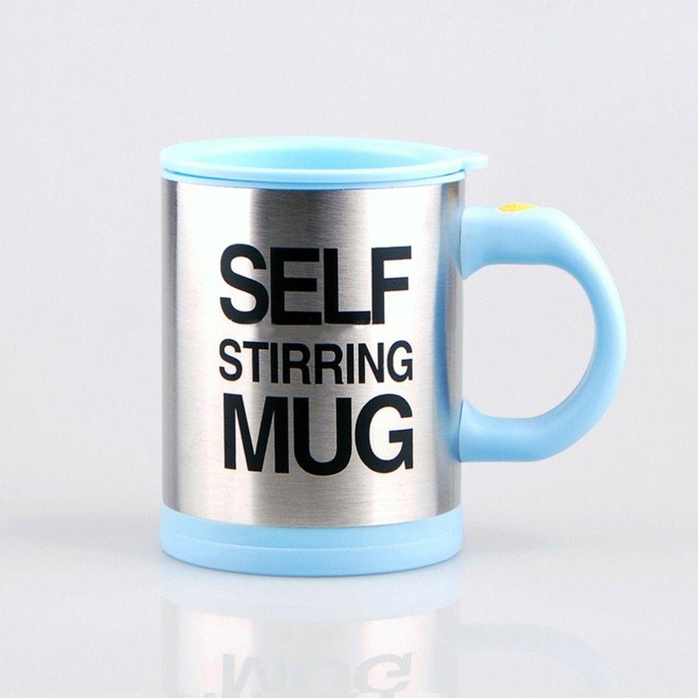 Elettrico shaker shaker miscelatore caffè tazza continentale tazza pigro auto agitazione automatica Mug bottiglia d'acqua