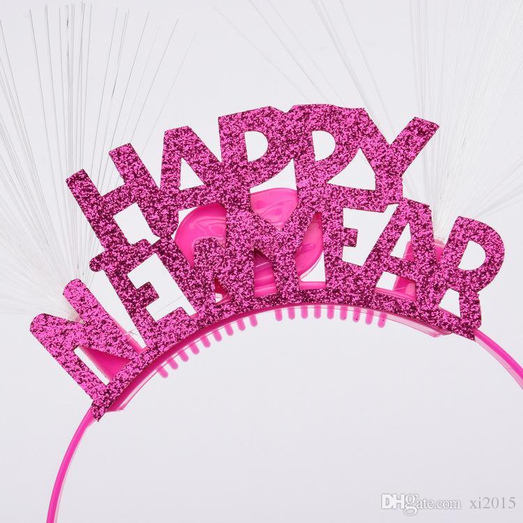 Happy New Year Headband 91