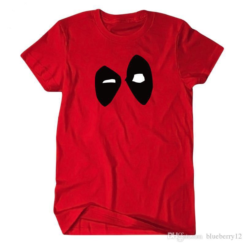 Große Yard Männer Sommer T-Shirt Rundhalsausschnitt Lustige Starren Augen Gedruckt Kurzen Ärmeln T-shirt Mode Streetwear