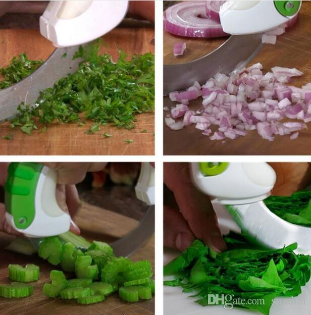 Kreative Rould Wheel Design Rollmesser Mit Edelstahl Klinge Küche Fleisch Gemüse Roller Cutter Runde Kuchen Piza Cutter