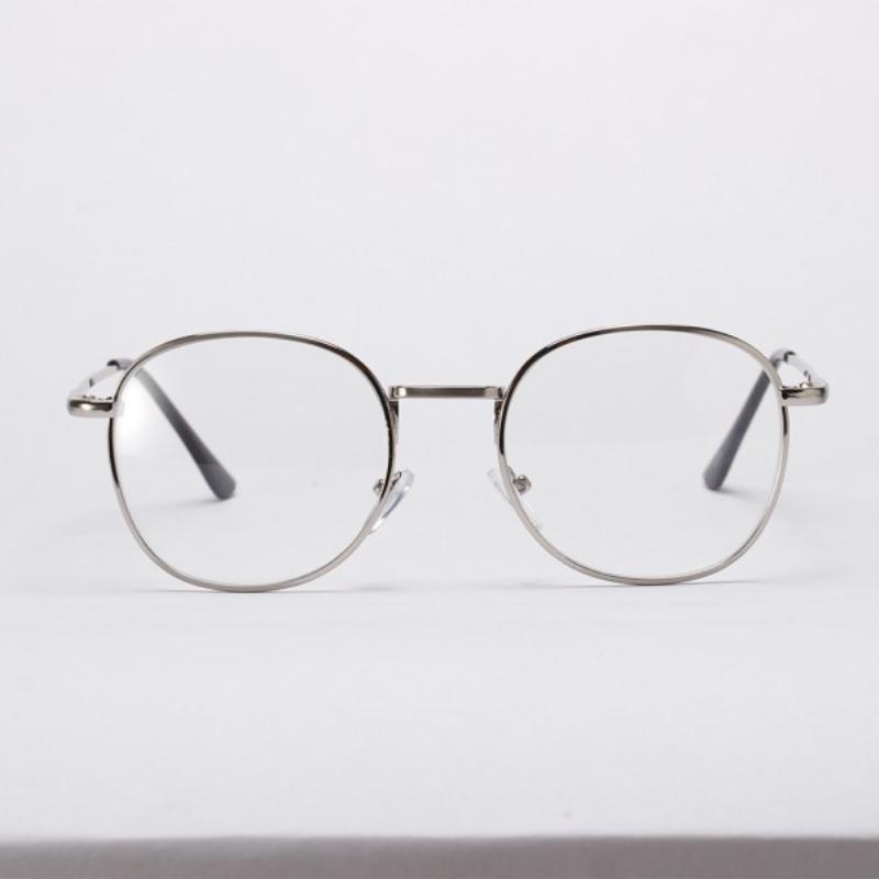 5b31f6c9b7bff Compre Armações De Óculos Homens Mulheres Óculos De Metal Elástico Óculos  Ópticos Armação Óculos Óculos De Value333