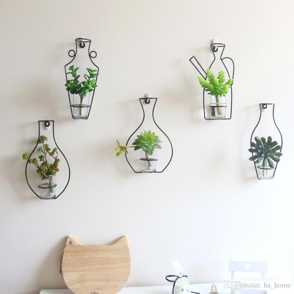 Acheter Chic étagère De Vase De Décoration Créative à La Maison