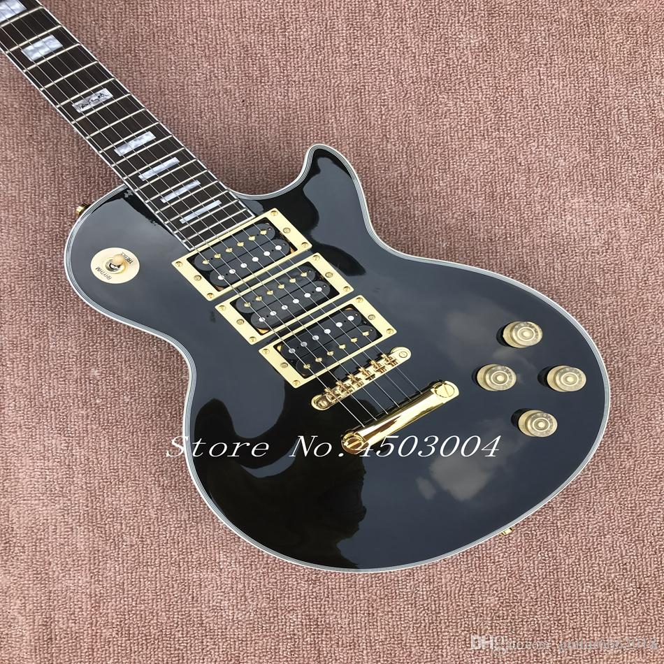 324296c2 Black Beauty Electric Guitar Custom Shop Black Beauty Electric Guitar 3  Pickup Wholesale Guitars From China Best Electric Guitar For Beginners  Electric ...